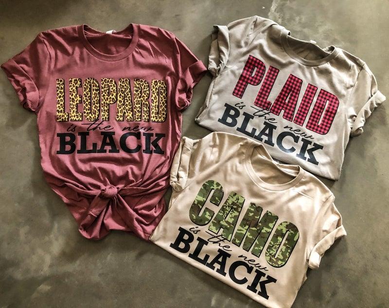 << THE NEW BLACK >>