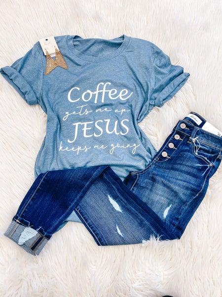 << JESUS KEEPS ME GOING >>