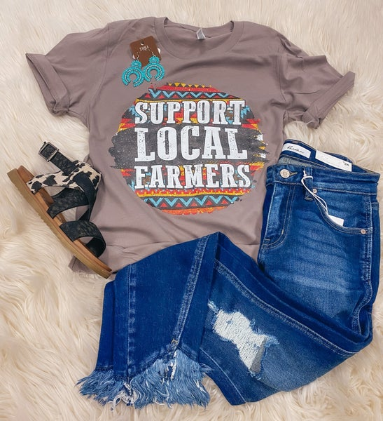 << SUPPORT LOCAL FARMERS >>
