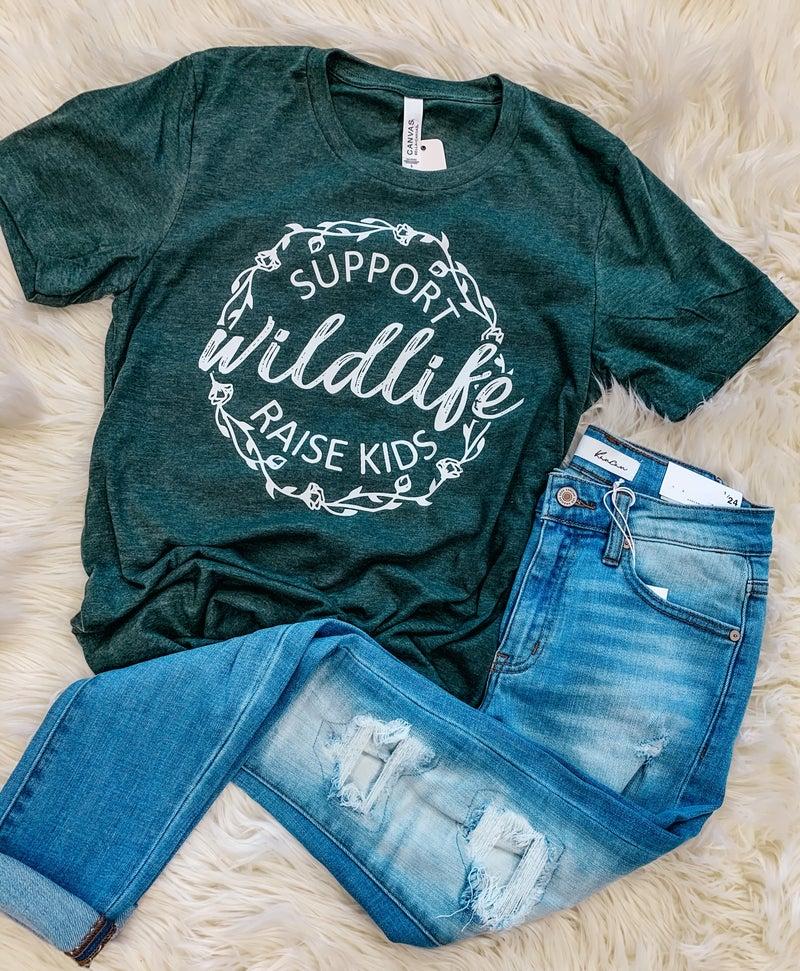 << SUPPORT WILDLIFE >>