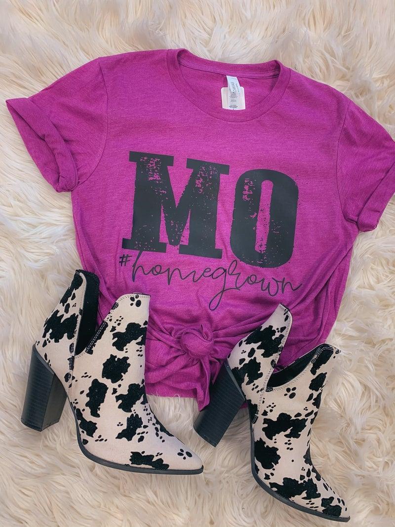 << MO #homegrown TEE  >>