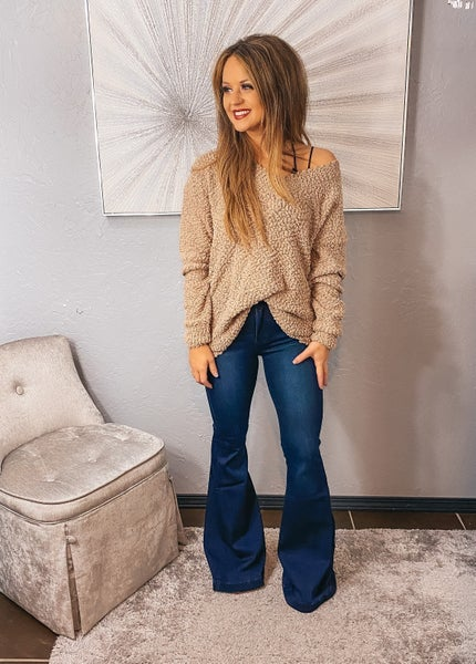 << KANCAN EXTRA FLARE BELL BOTTOMS >>