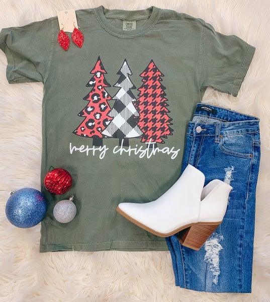 << 3 TREES MERRY CHRISTMAS >>