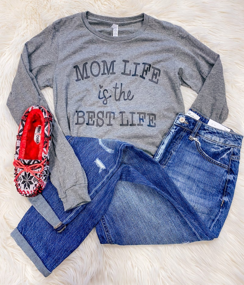 << MOM LIFE IS THE BEST LIFE >>
