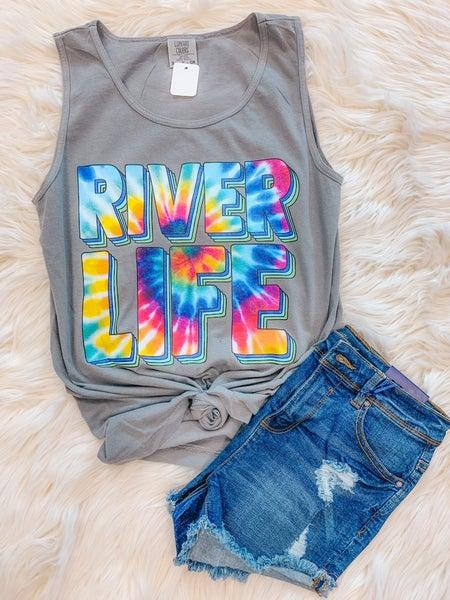 << RIVER LIFE TANK >>
