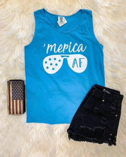 << 'MERICA AF >>