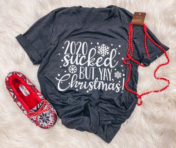 << BUT YAY CHRISTMAS >>