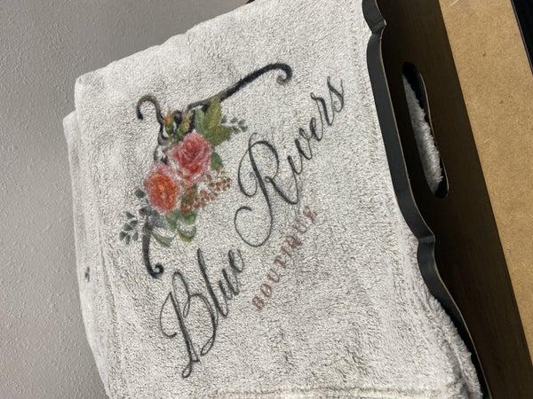 Blue Rivers Super Soft Blanket