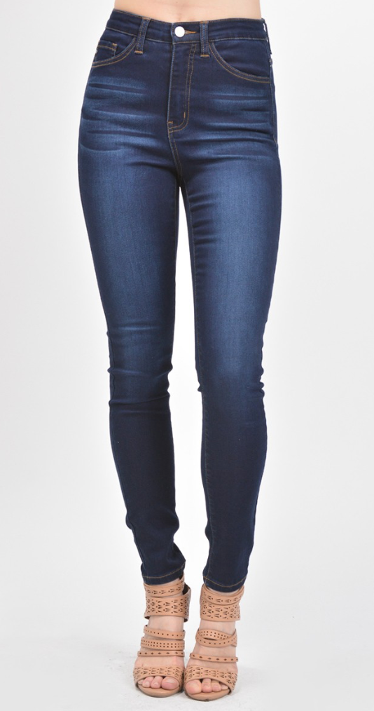 NEW KAN CAN HIGH WAISTED JEANS