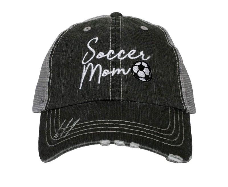 SOCCER MOM HAT