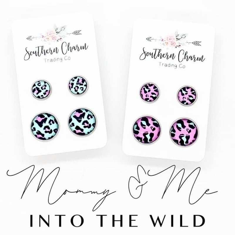 MOMMY & ME INTO THE WILD EARRINGS