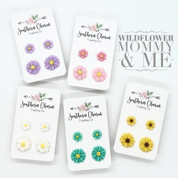 MOMMY & ME SUNFLOWER SET!