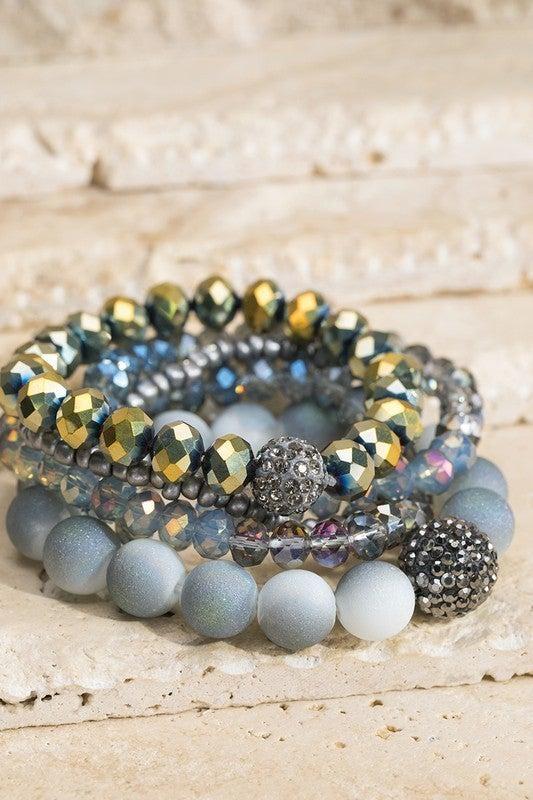 Bling Bracelet Set