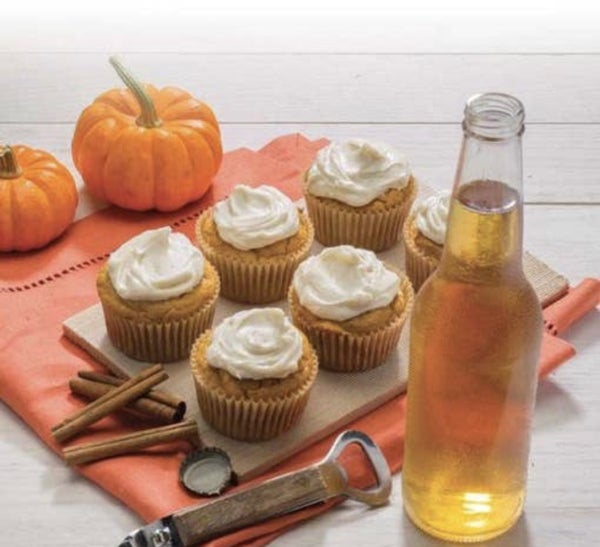 Drunken Pumpkin Beer Cake Mix