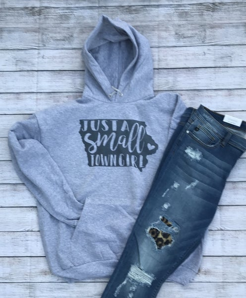 Small Town Girl Hoodie