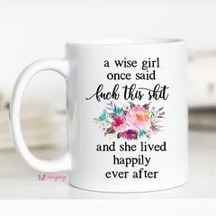 Hysterical Coffee Mugs