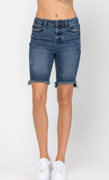 Judy Blue Bonnie Bermuda Shorts
