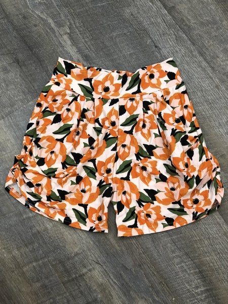 Sunshine and Flowers Harem Shorts