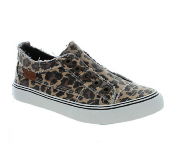Blowfish Leopard KIDS sizes sneakers