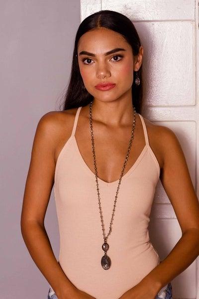 Jasmine Necklace Melania Clara