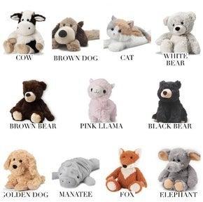Warmies Stuffed Animals *Final Sale*