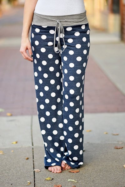 Polka Dot Lazy Loungers!