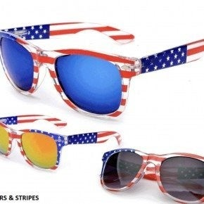 Stars and Stripes Sunglasses