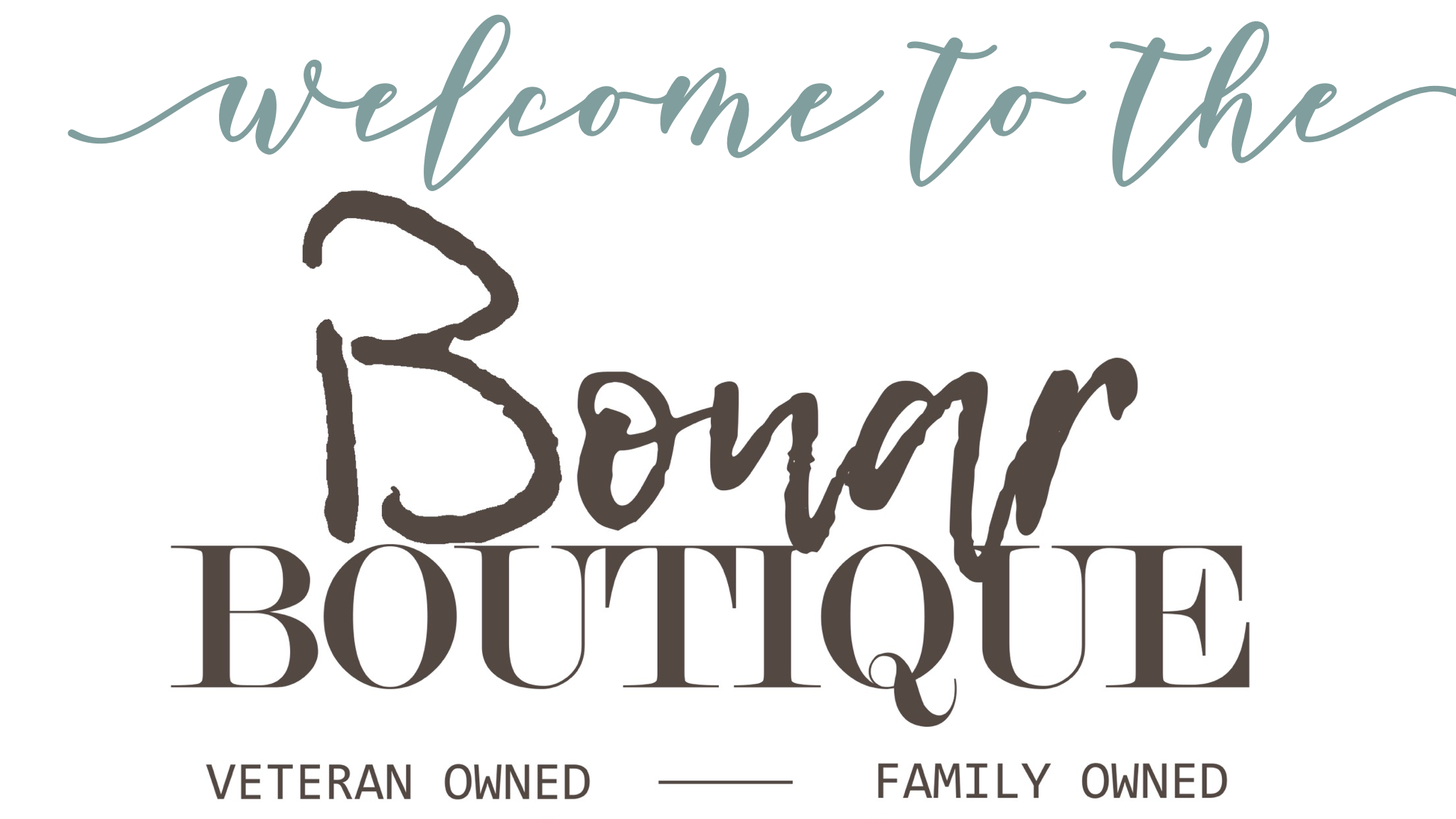 Welcome to Bonar Boutique!