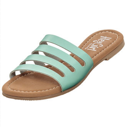 Corky's Bikini Sandal Blue