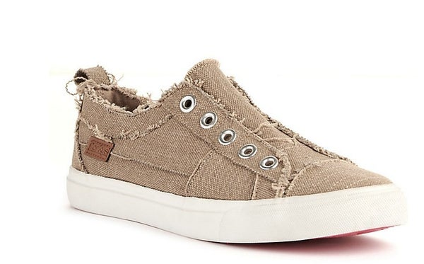 Corky's Slip On Sneaker TAUPE