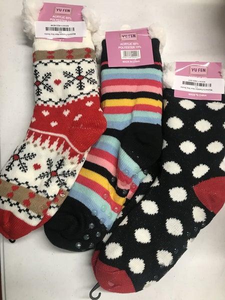 Women's Fashion Non Slip Socks