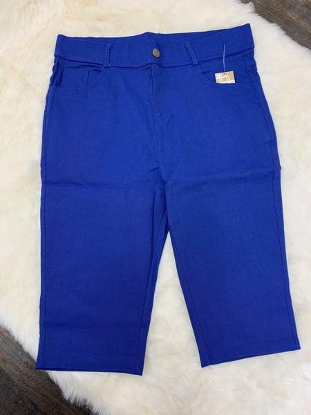 Royal Bermuda Shorts