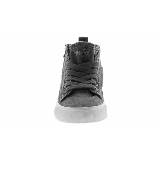 Blowfish Malibu gray hightop sneaker