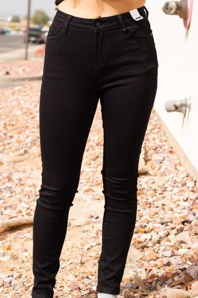 Judy Blue Black Skinny Jean