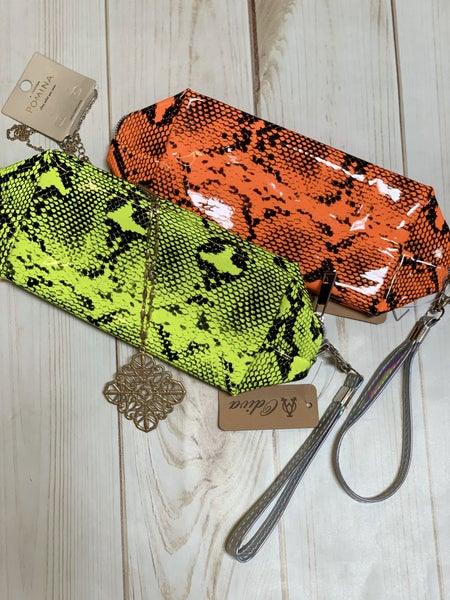 Snake bracelet bag