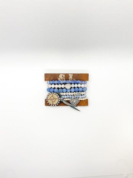 Upcycled Gucci  Bracelets