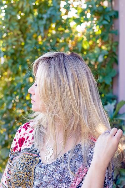Fortune Sandy Blonde Wig