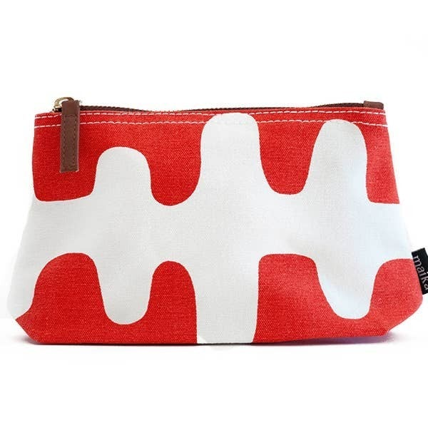 Echo Tangerine Pouch Large
