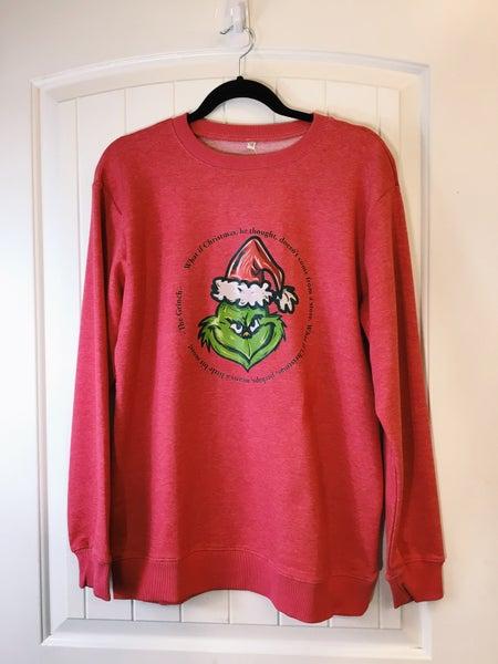 Grinch Sweater