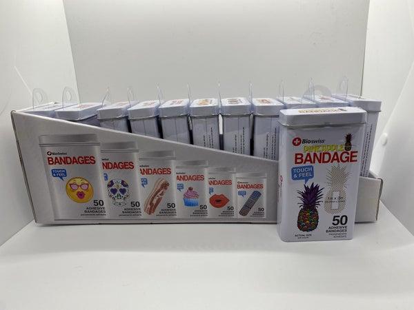 Assorted Bandages