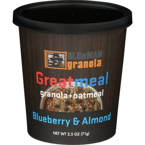 Blueberry and Almond Greatmeal