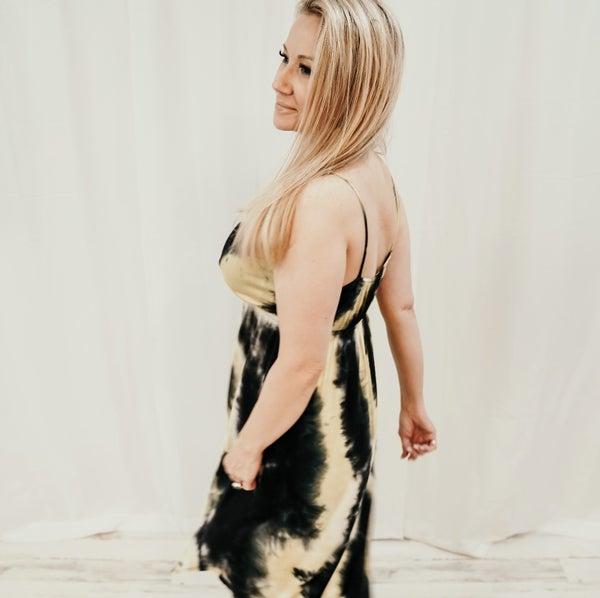 Amy Maxi Dress
