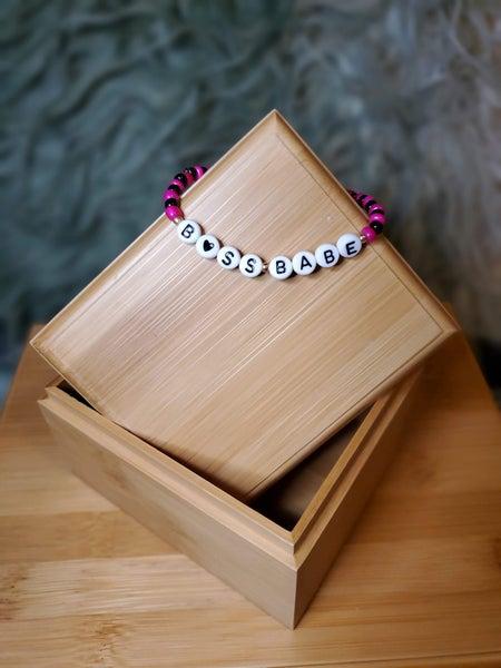 Valentina Collection Boss Babe Bracelet