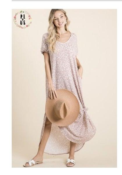 Leia Sun Dress Plus