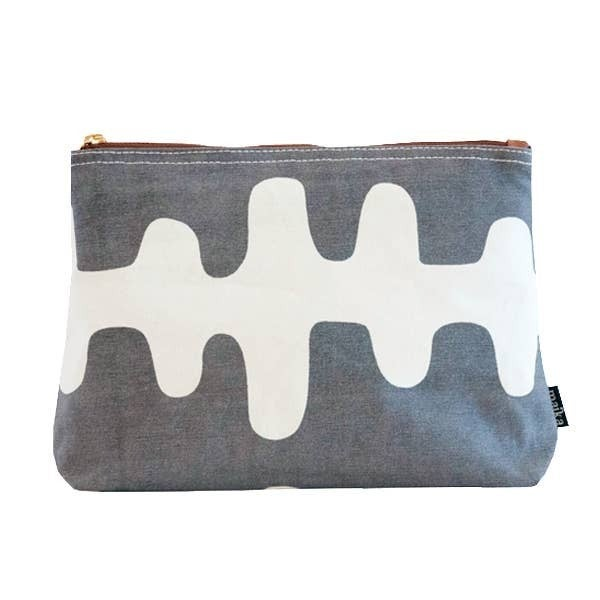 Echo Charcoal Pouch Large