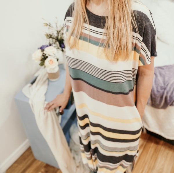 Shana Maxi Dress