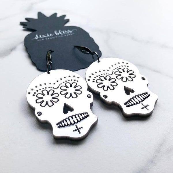 Limited Edition Sugar Skull Mary
