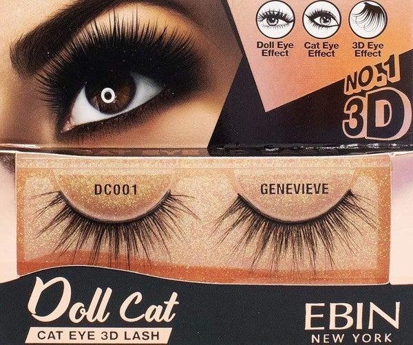 3D Doll Cat Eyelashes