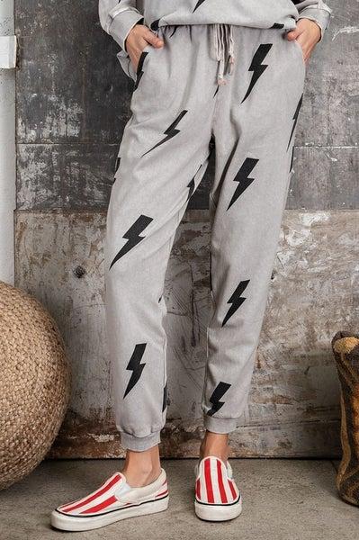 Thunderbolt Joggers