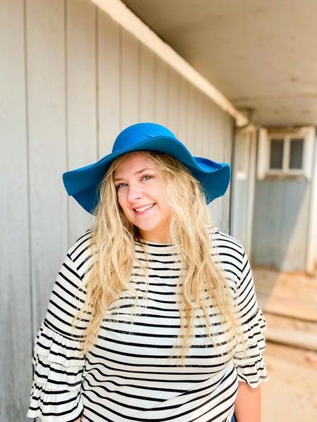 Midsummer Molly Floppy Hat